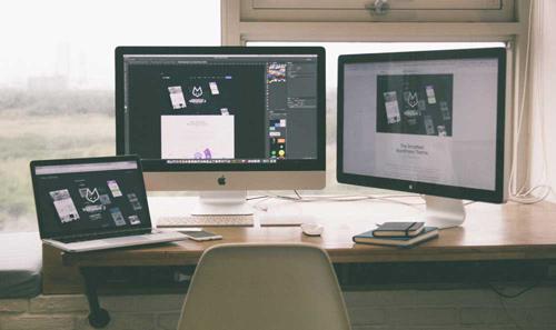 Serviços de criação de sites (web design)