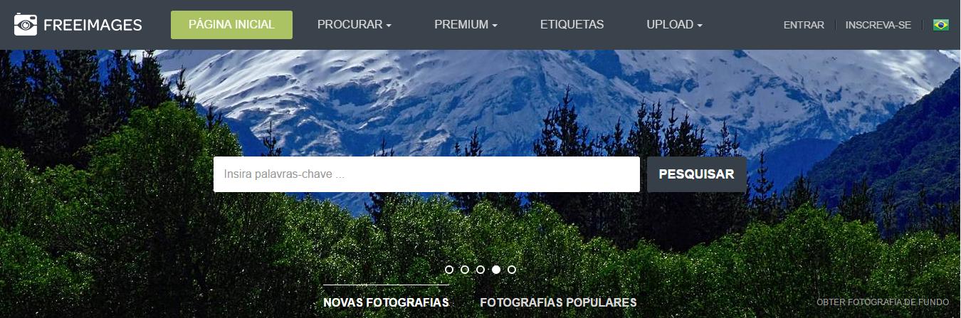 melhores bancos de imagens gratuitos free images